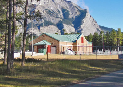 Banff Wastewater Treatment Plant