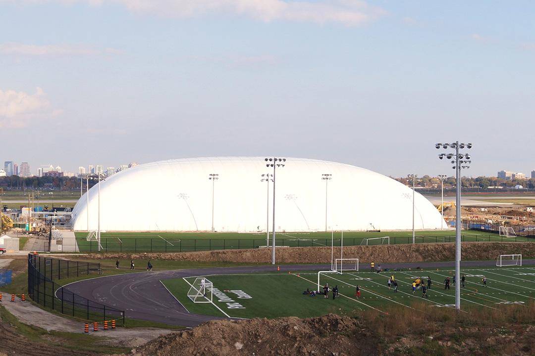 Downsview Park Sports Dome Slide 1