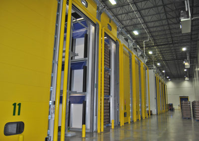 Sobeys Banana Ripening Rooms