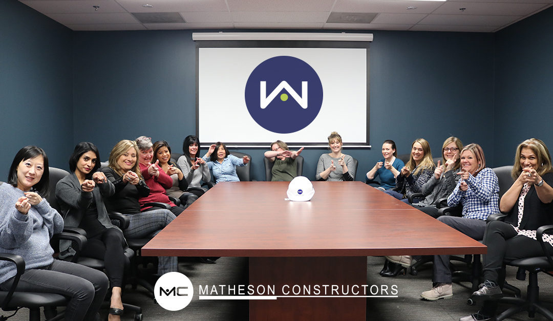 Women In Construction Week / International Women's Day!