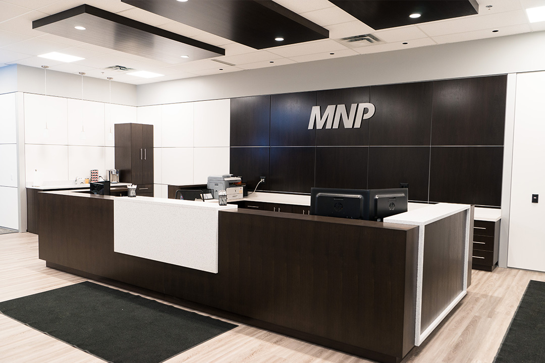 MNP Interior Renovations Slide 1