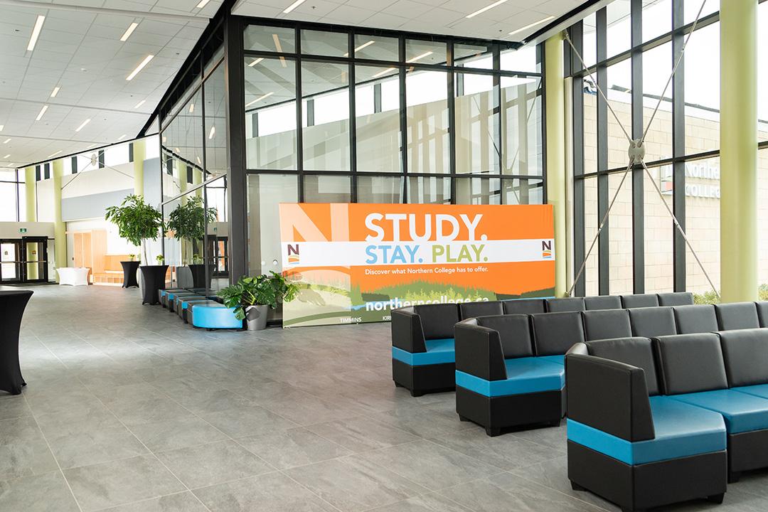 Northern College EMS Building Slide 4