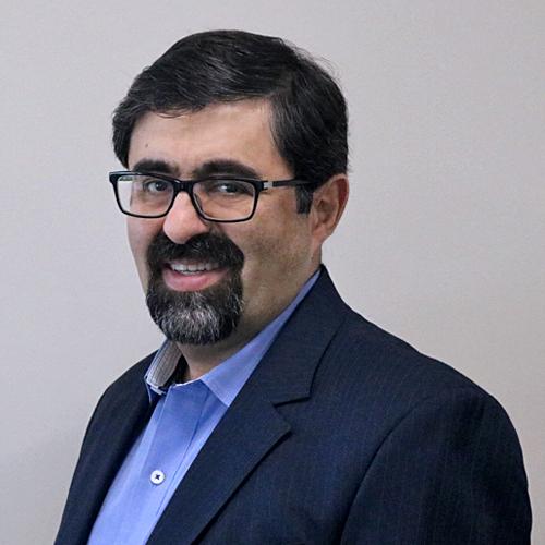 Portrait of Behzad Fakhrjahani