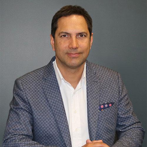 Portrait of Neil Banerjee