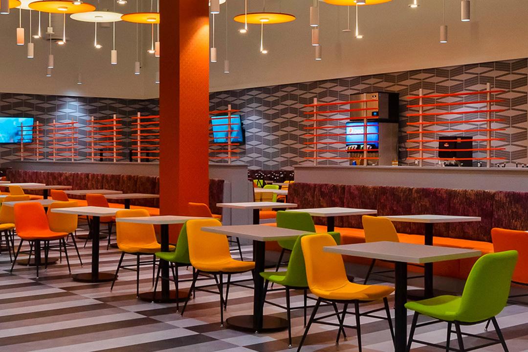 Durham Live Pickering Casino Restaurant Fitouts