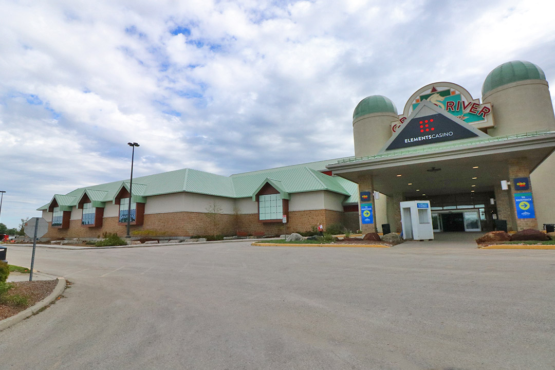 Elements Casino Grand River Redevelopment