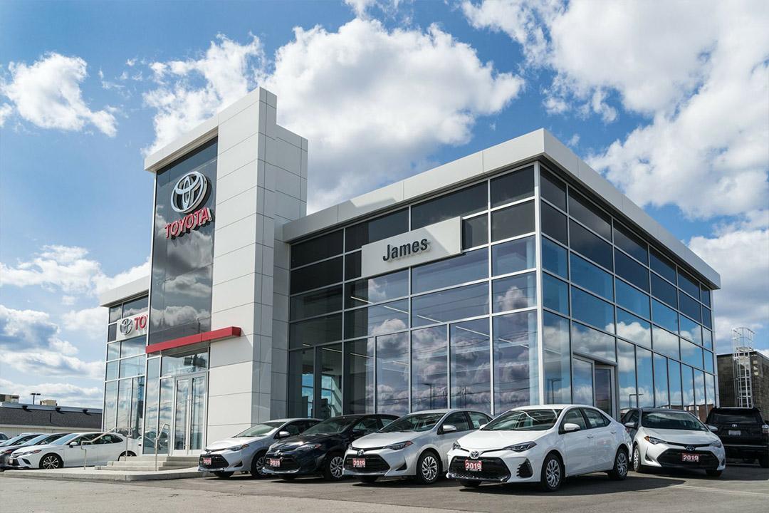 James Toyota Addition and Renovations
