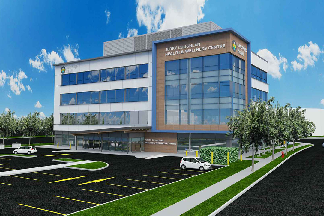 Jerry Coughlan Health and Wellness Centre