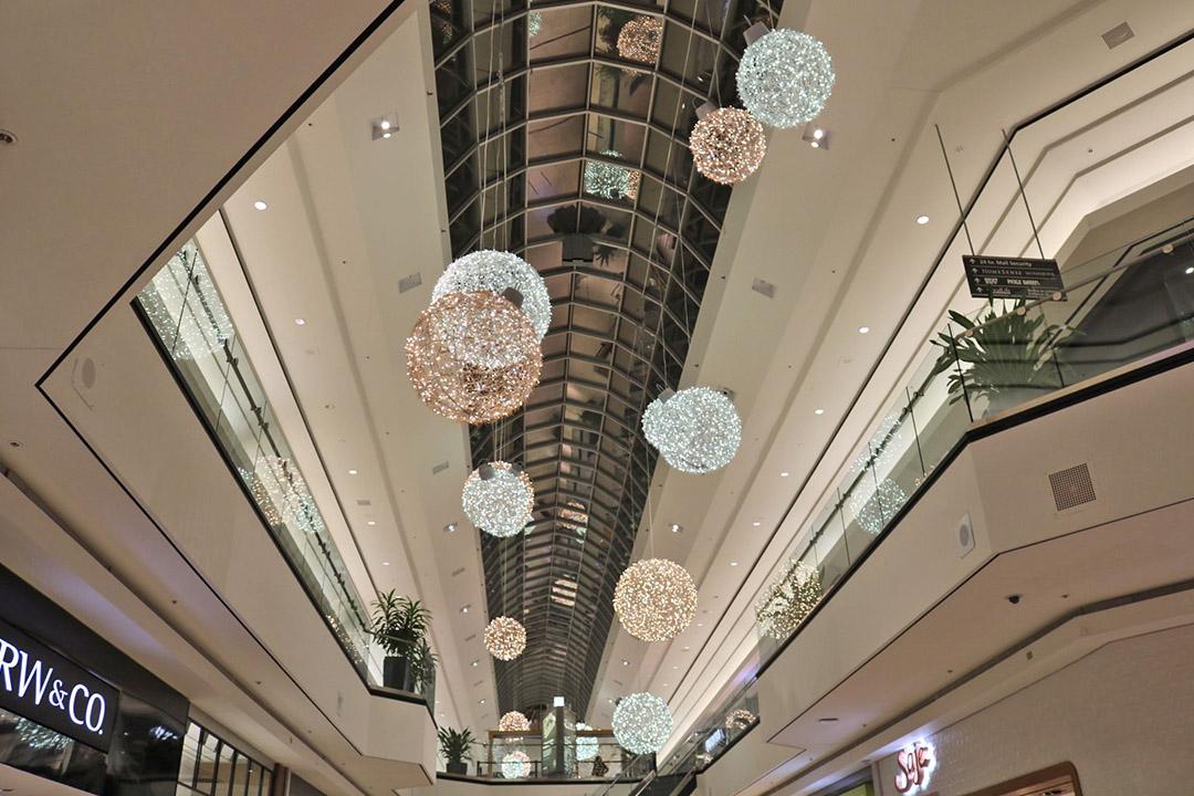 Markville Mall Decorations