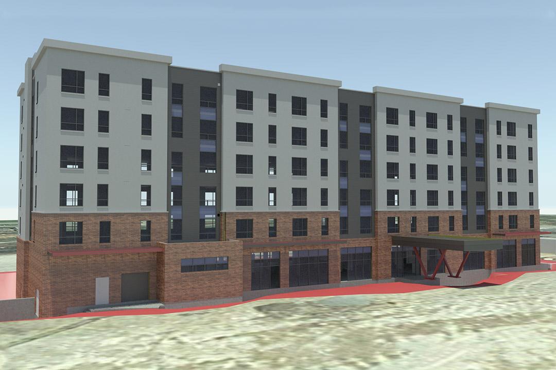 McRae Building Phase 2