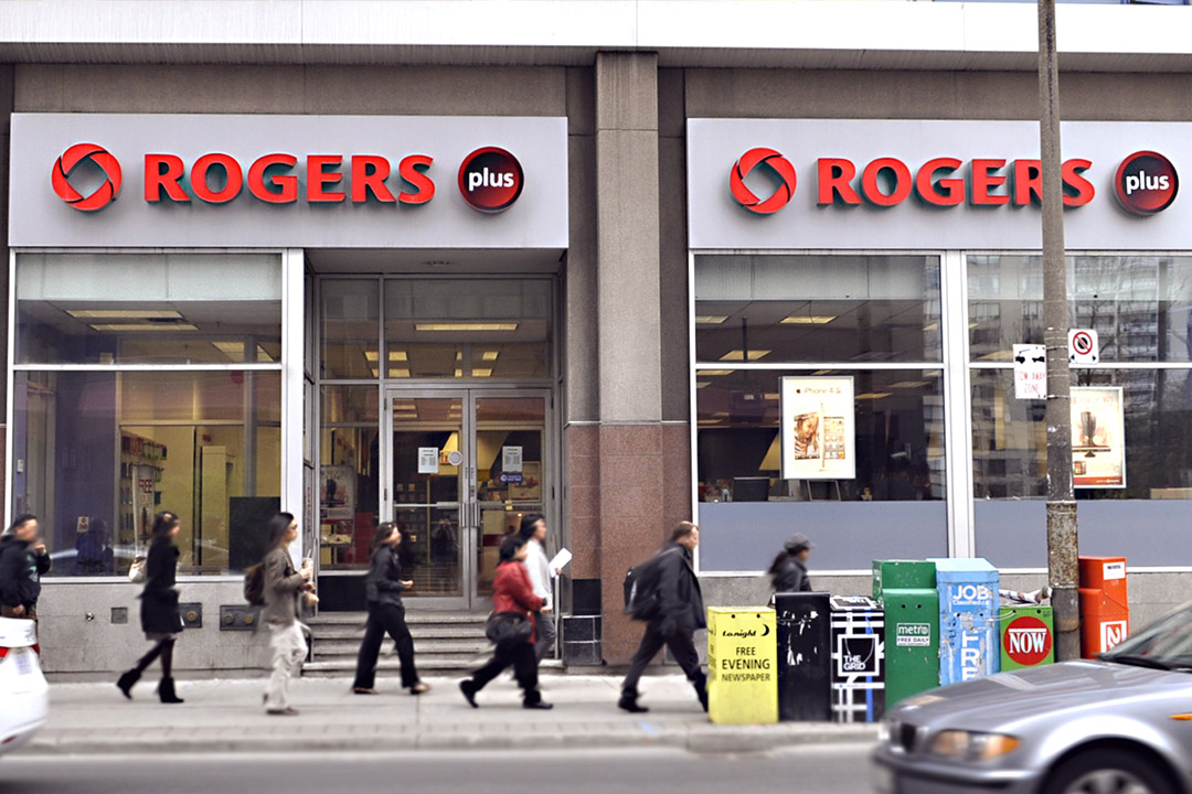 Rogers Multi-Store Fitout