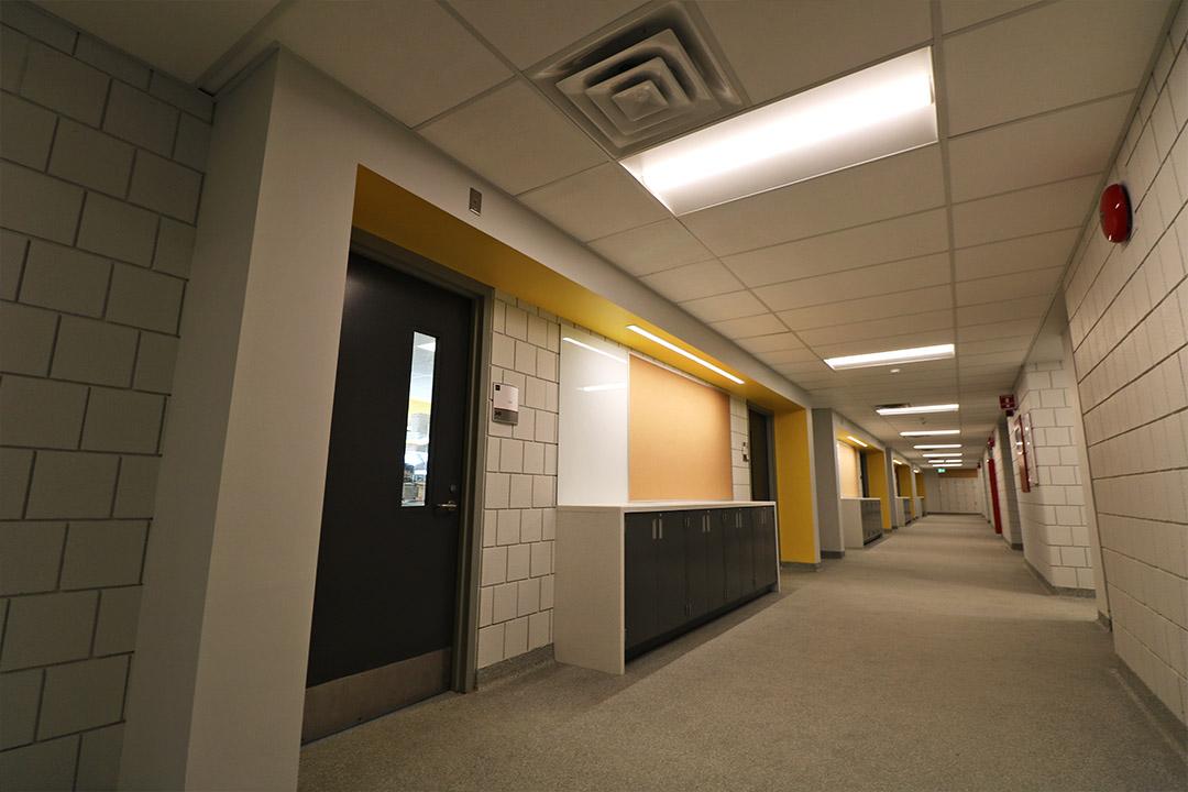 University of Guelph MacNaughton Building Renewal Phase 2