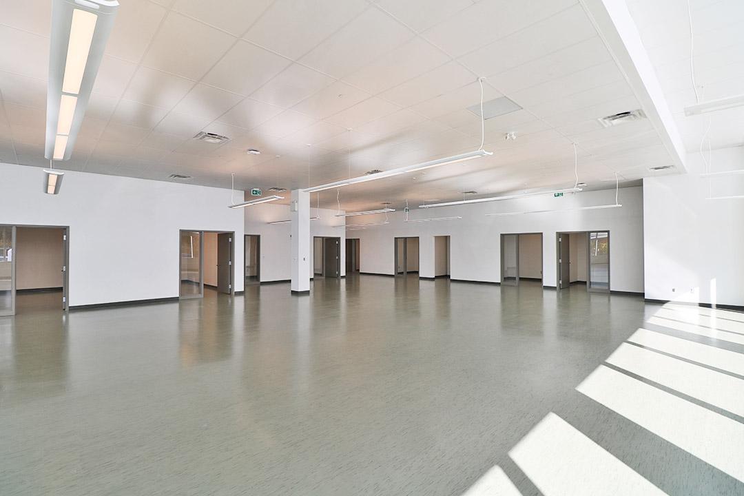 York Region Harry Walker Office Expansion
